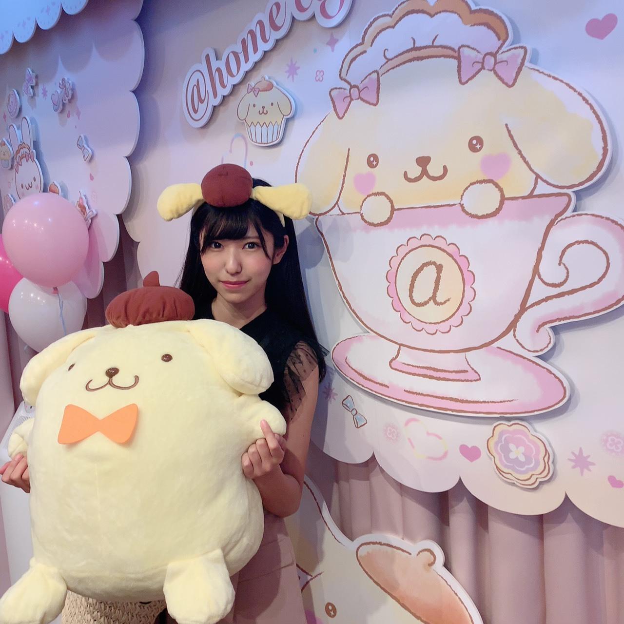 期間限定のポムポムプリン×@ほぉ~むカフェが可愛すぎる!!_1_4