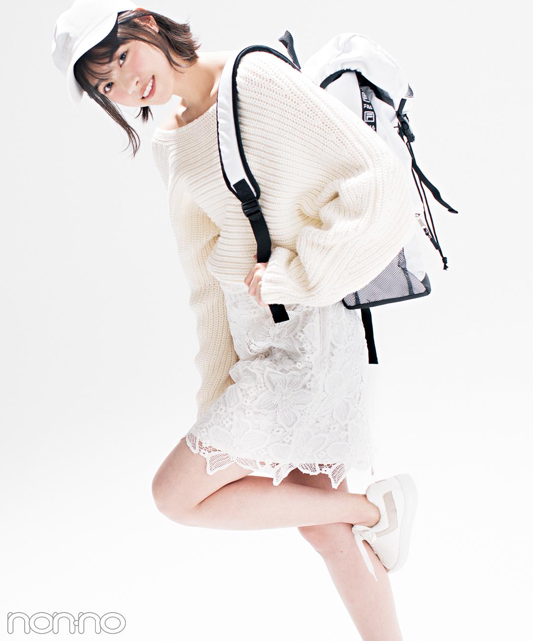 優子と七瀬がお手本♡ 女子が永遠好きな配色★白っぽワントーン2018春の4選_1_3-3