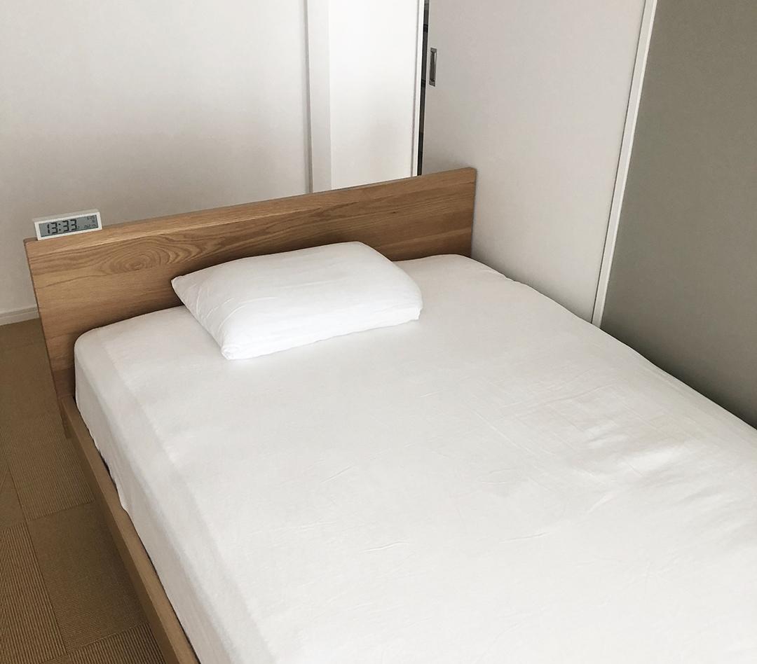 無印良品 ベッド