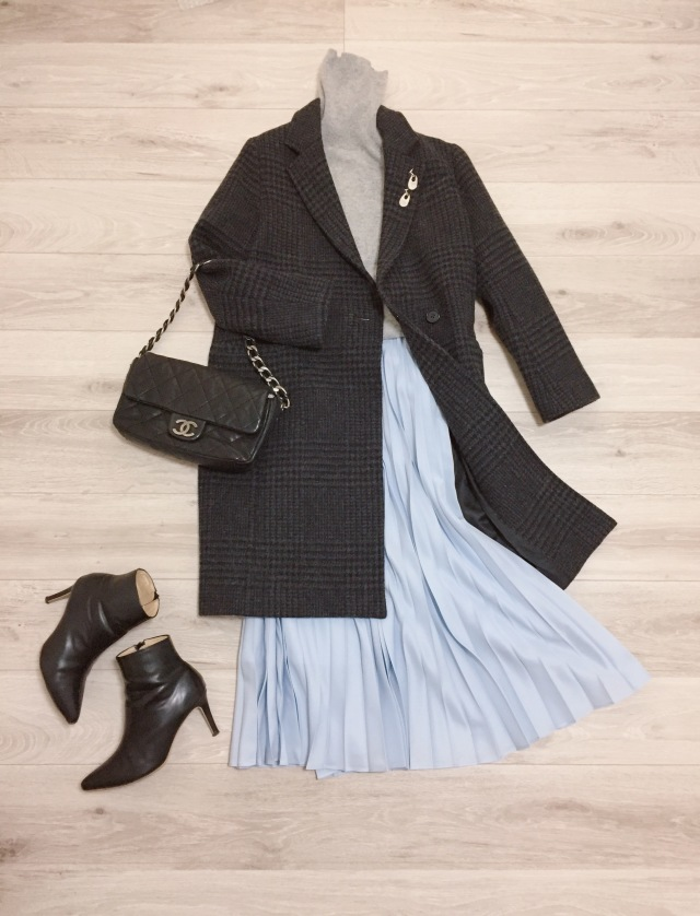 UNIQLO期間限定価格のカシミヤセーター比較【momoko_fashion】_1_4