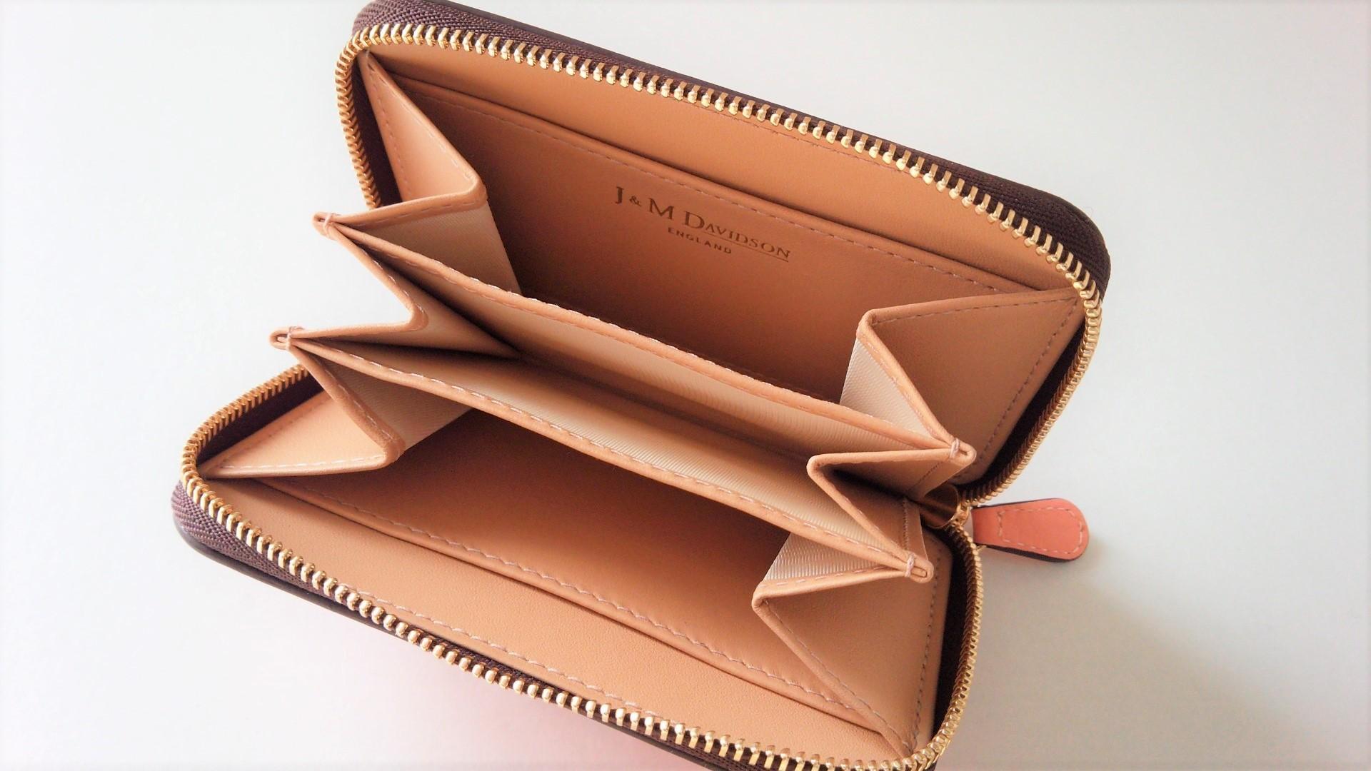 NEXT財布はミニサイズ_1_2