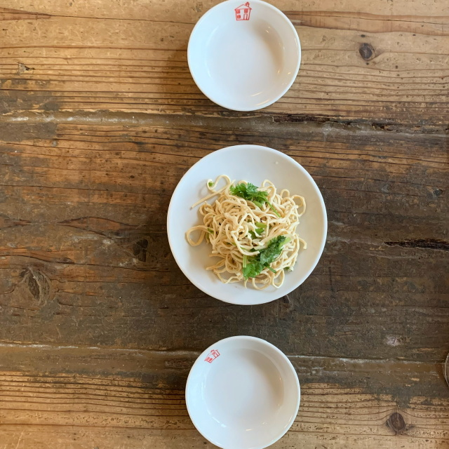 神楽坂と江戸川橋の中間地点にある有名店フジコミュニケーションで名物の餃子とナチュールを楽しみました!_1_4-2