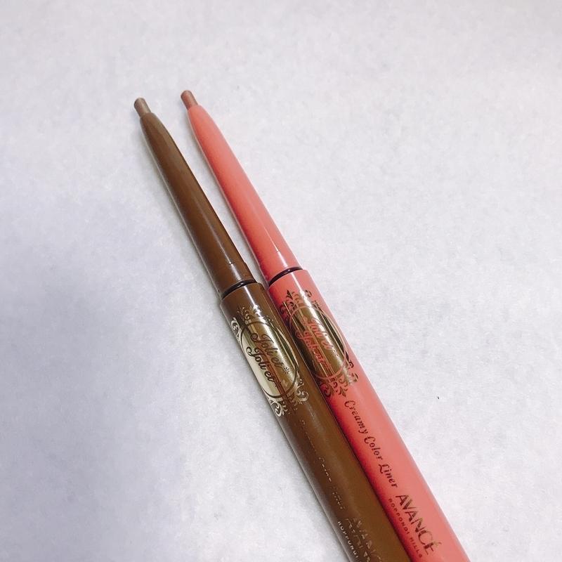 ジョリ・エ ジョリ・エのクリーミィカラーライナーは2色