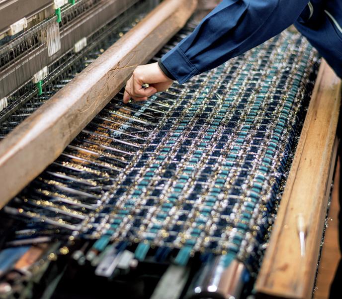 こだわりの職人技 世界に誇る美しいツイード「ホームスパン」【Made in Japan 岩手・花巻 】_1_2-1