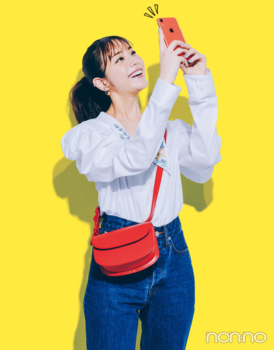 両手が使いやすい「ハンズフリー」なバッグで出かけよう【ファッションはもっとフリーになる】_1_8