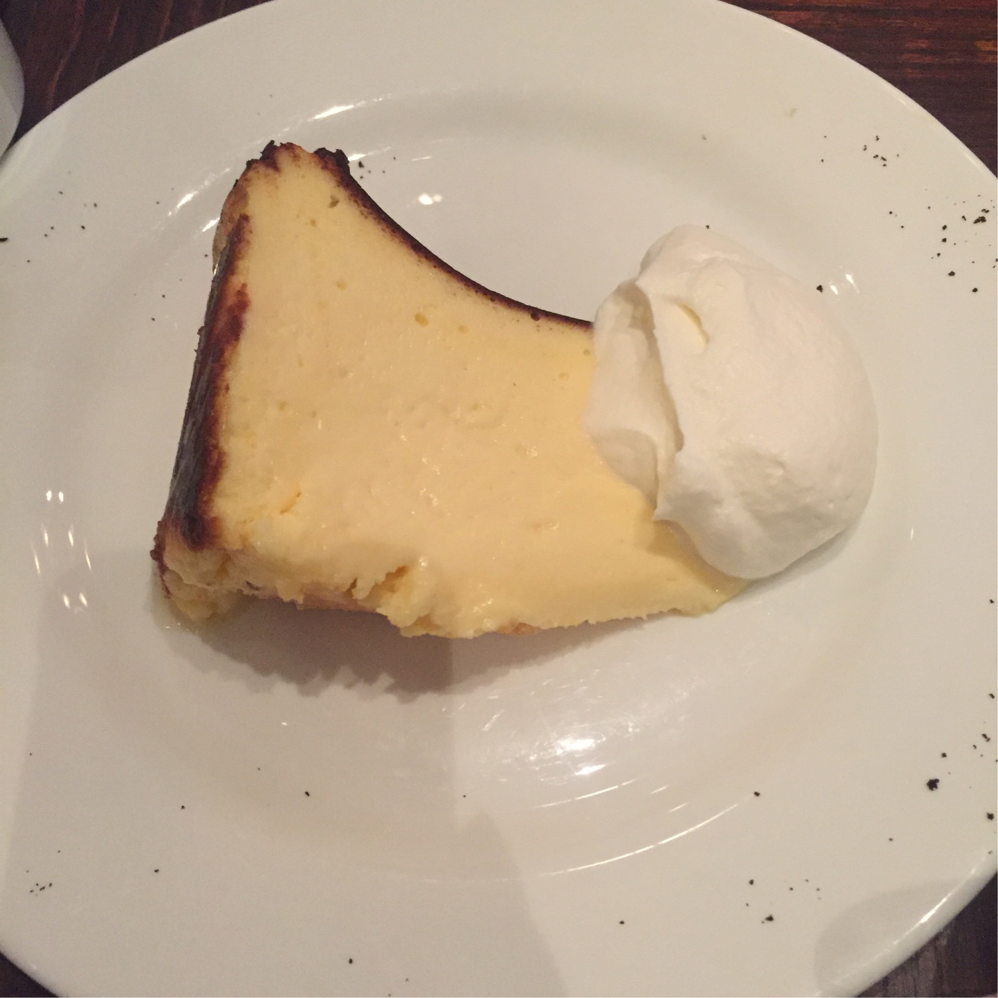 【衝撃】ふわふわパンケーキ&バスクチーズケーキが幸せすぎる♡_1_3