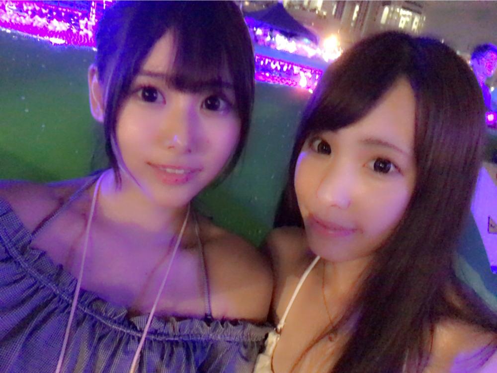 ナイトプールにいってきました♡_1_4