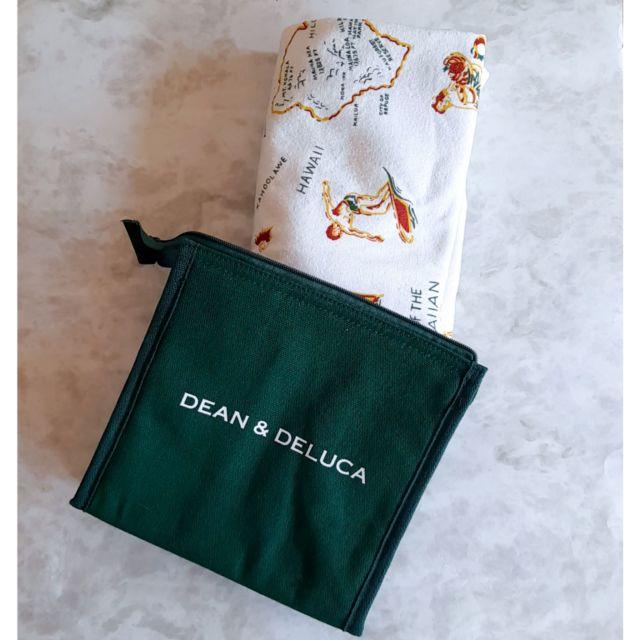 DEAN&DELUCA保冷バック