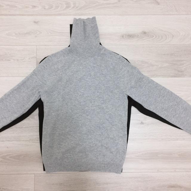 UNIQLO期間限定価格のカシミヤセーター比較【momoko_fashion】_1_2-1