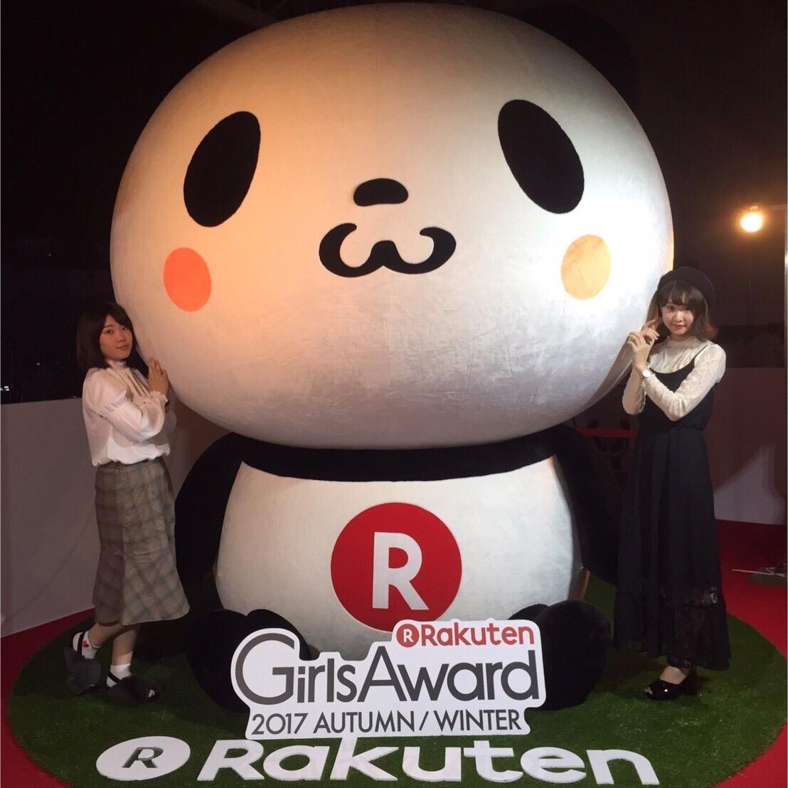 【 第60回❤︎ 】GirlsAward 2017A/W* non-no stage!_1_4