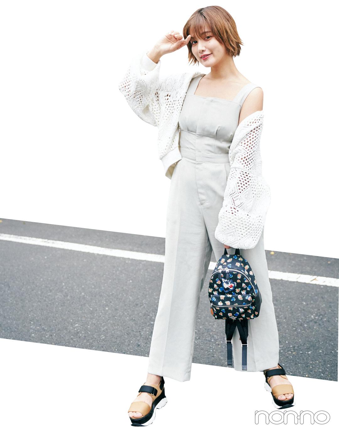 楽で可愛い旅服、きれい色ワンピの選び方etc.…ノンノモデルが夏コーデの悩みにお答え!_1_2-5