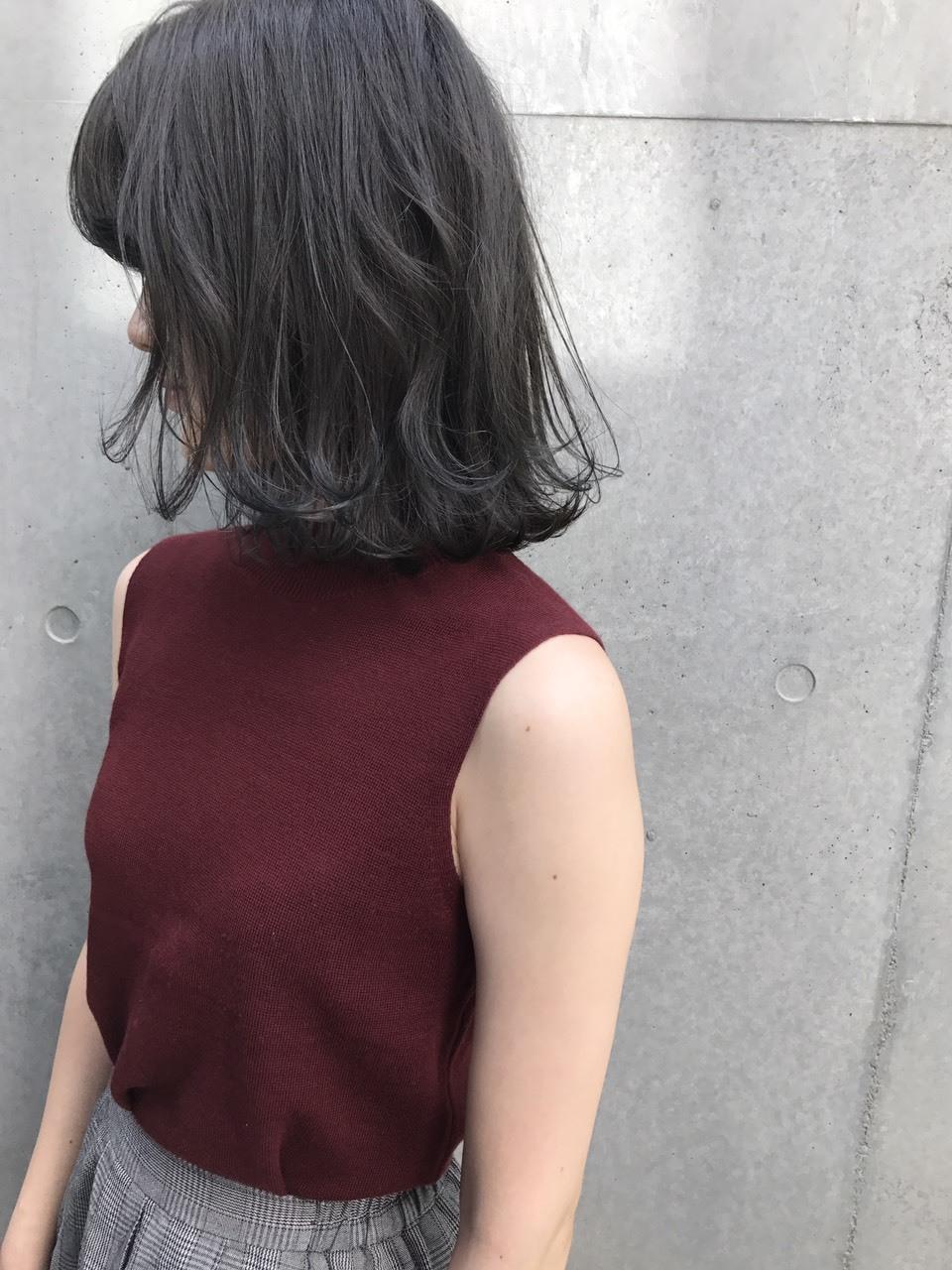 ^o^第35回【私の最近の髪色】ブリーチなしでこのカラー!!_1_1