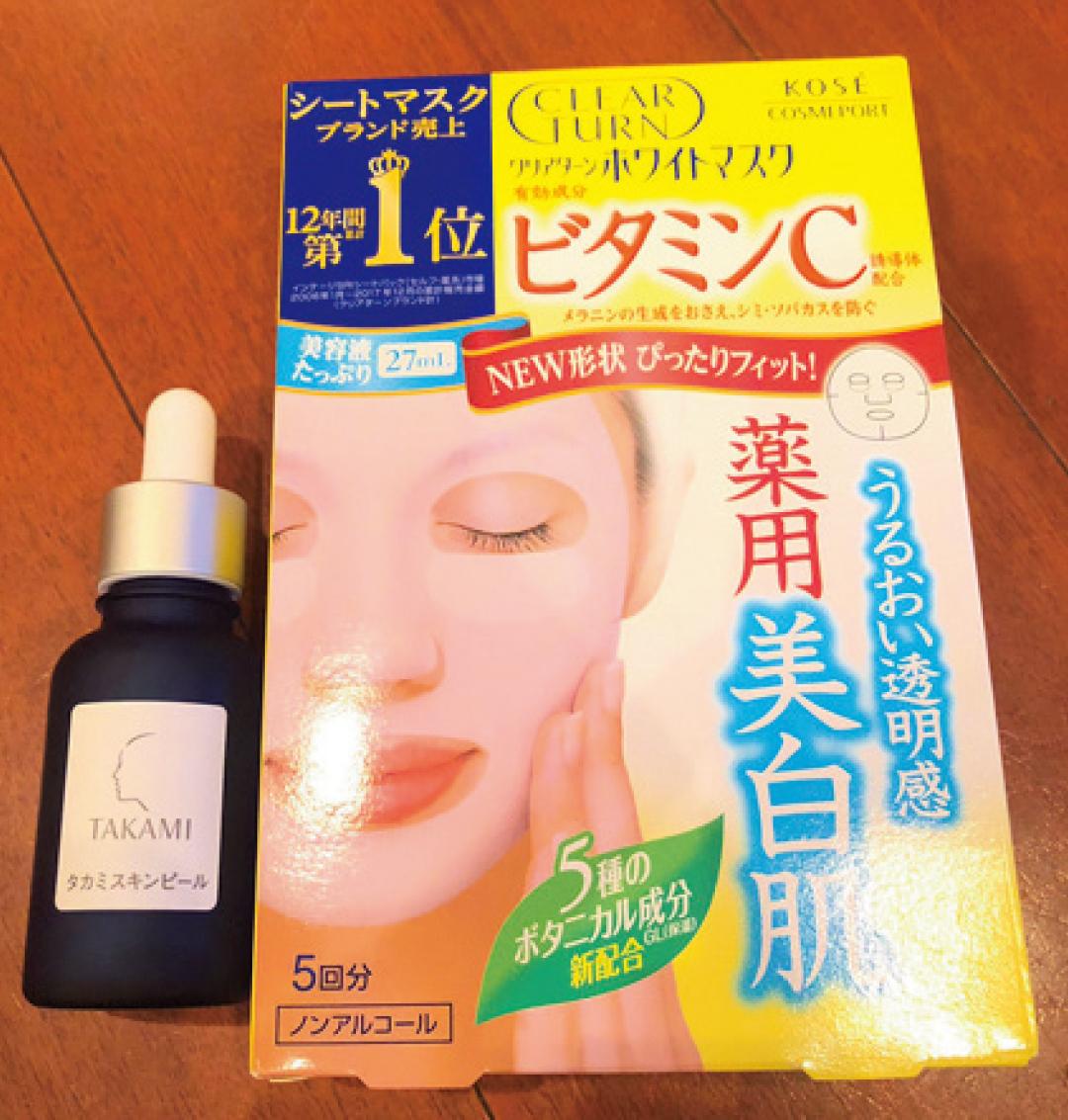 肌がキレイなモデルって、どんな「パックとマスク」使ってるの?【人生トクするすっぴん肌ケア】_1_3
