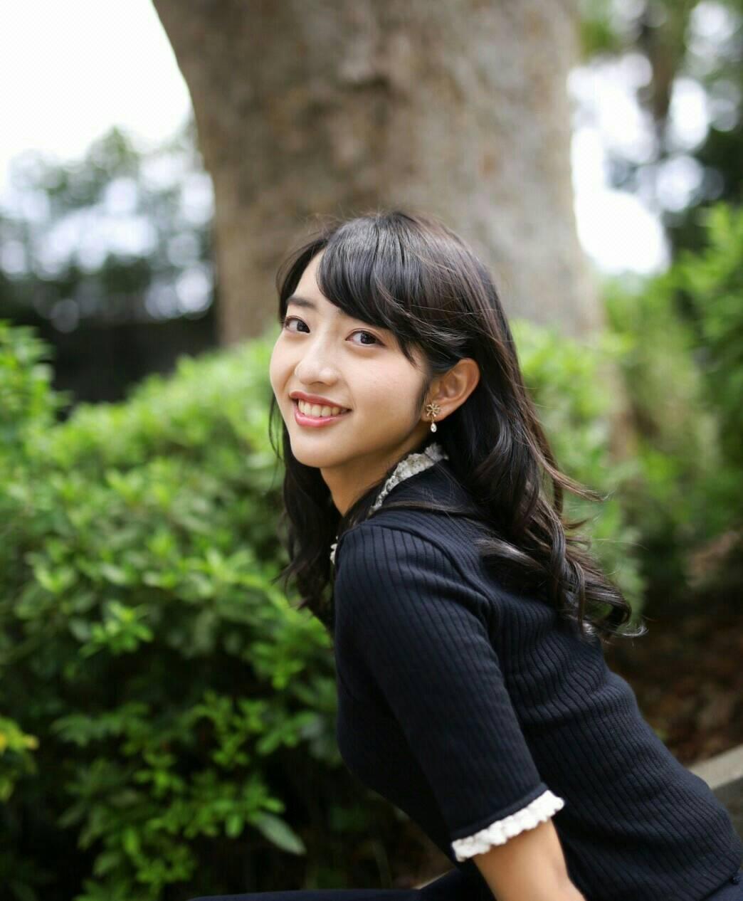 初めまして☆non-noカワイイ選抜2期生、藤本万梨乃です♪_1_1