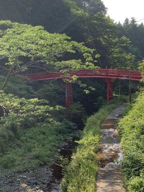これが極楽橋