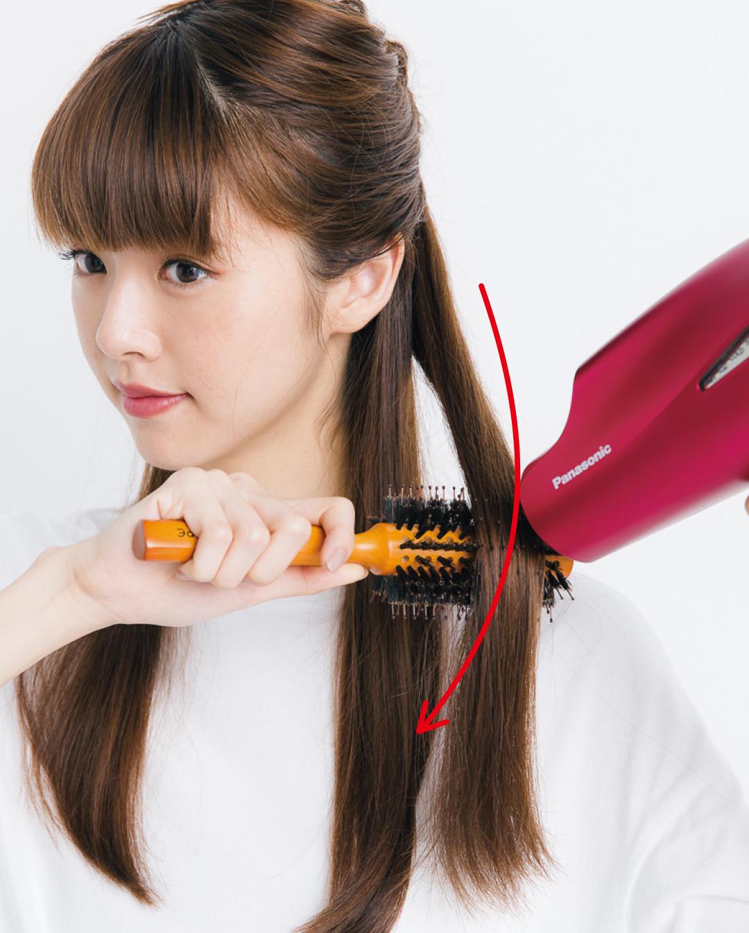 前髪がぱっくり割れてる、寝グセがヤバい…朝の髪形悩み、解決策5選!_1_5