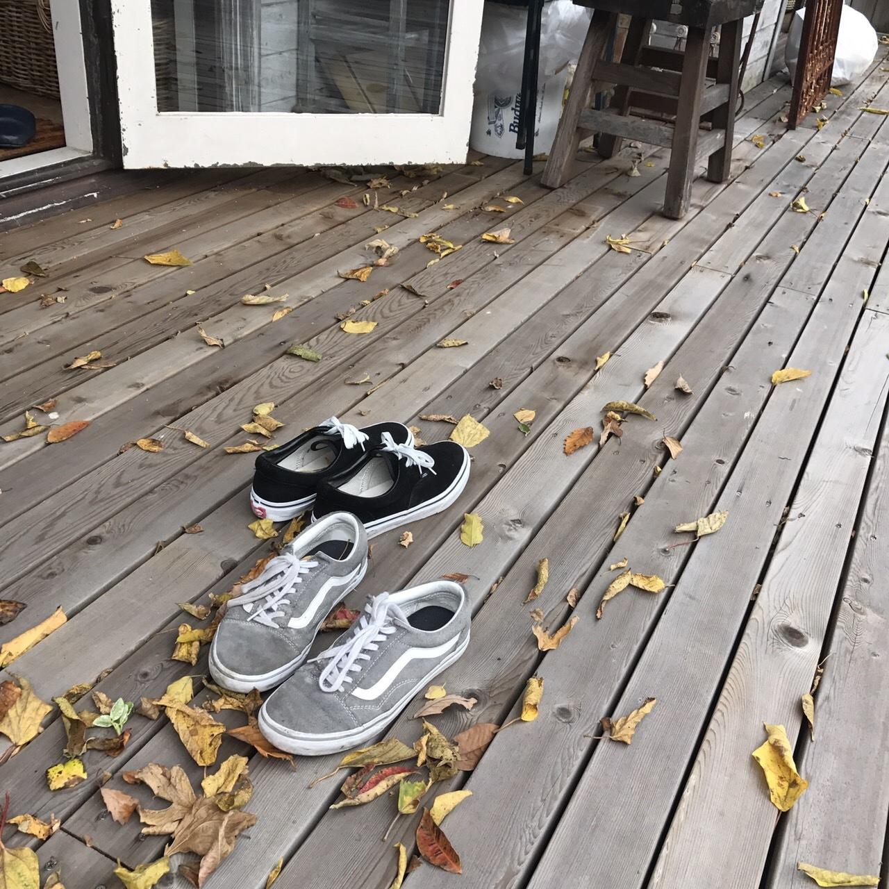 [富岡佳子private life]VANS or adidas_1_1