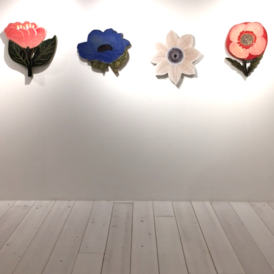 「石本藤雄展ーマリメッコの花から陶の実へー」を巡る道後温泉の旅②_1_2-1