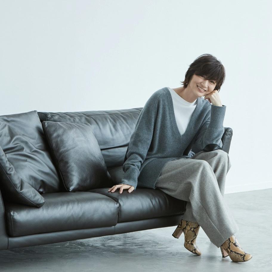 [富岡佳子private life]PELLICO web magazine_1_1