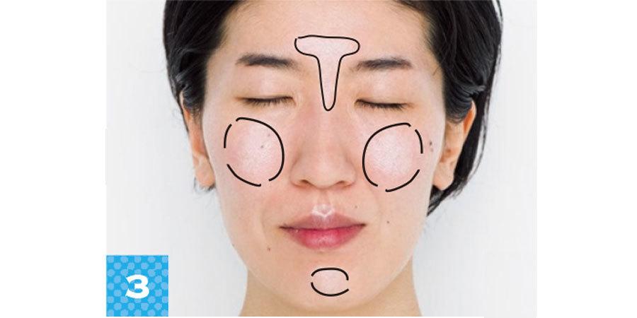 美鼻を作るカモフラメイク2_5