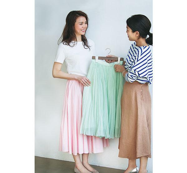 目指せすっきり見せ! 大きめさんのふんわりスカート選び_1_1-1