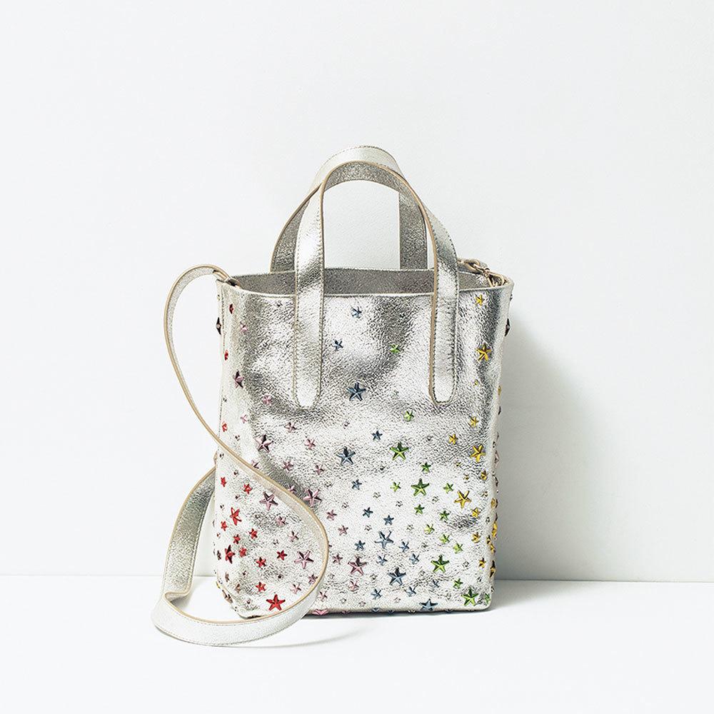 ファッション 2018年秋のJ&M ジミー チュウのバッグ