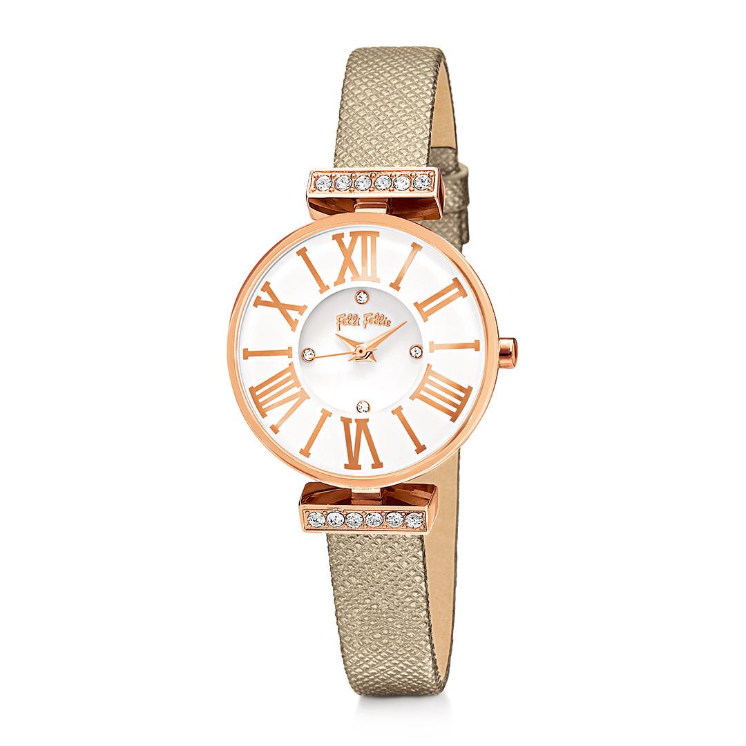 可愛いままで大人♡ のクリスマスプレゼントならフォリフォリのフェミニン腕時計_1_2-6