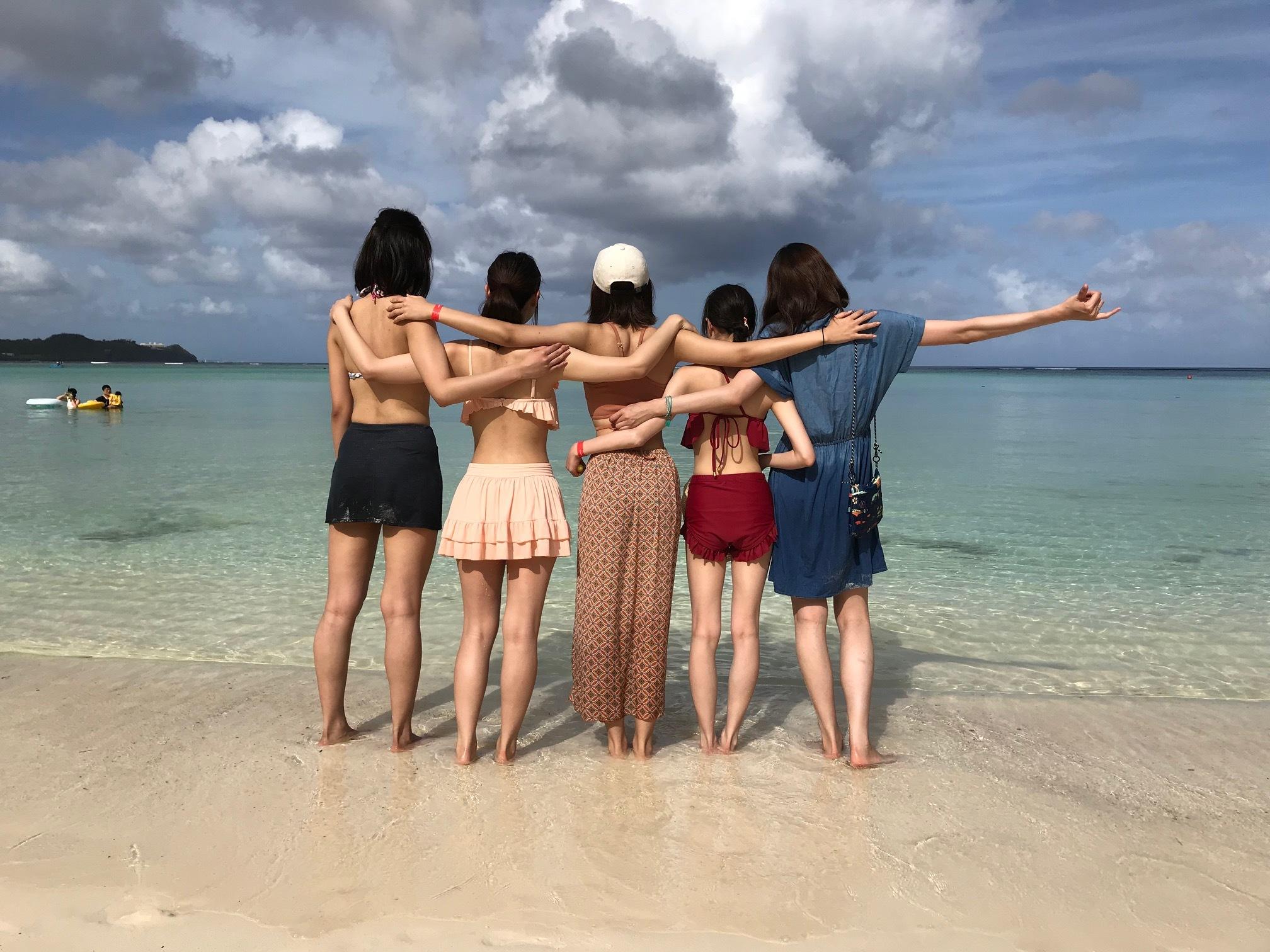 【グアム旅行④】3日目❁映えを狙うならやっぱりビーチ!_1_2