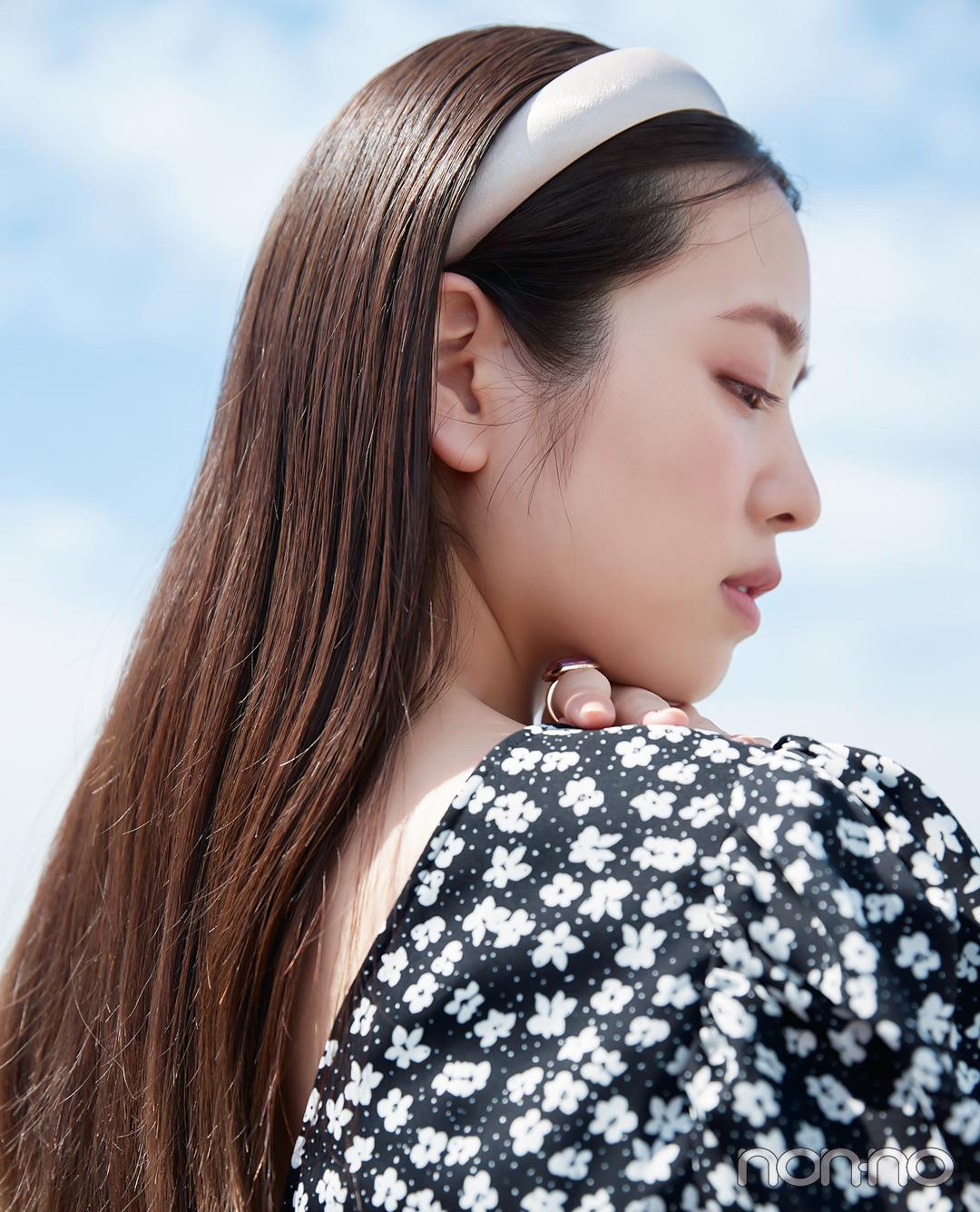 横田真悠の「好きな人に会う日のメイク」のカット1-10
