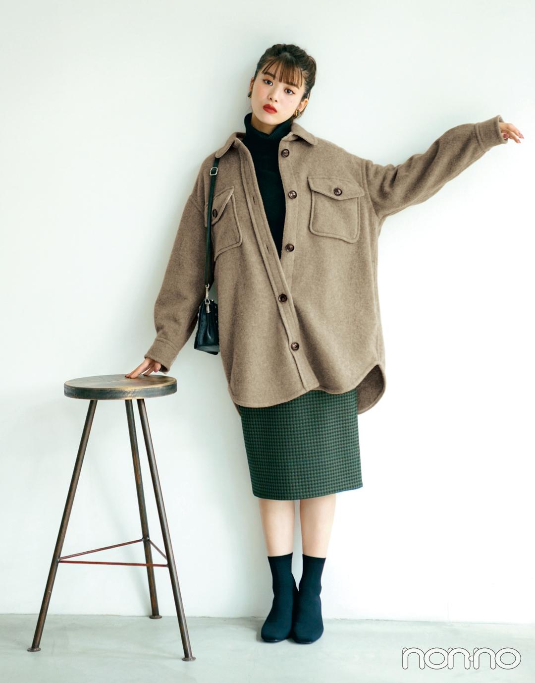 2019秋冬トレンド★ ながーく使える厚手のウールジャケット4選!_1_2