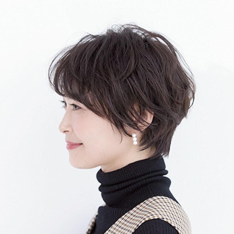 40代のショートヘアスタイル|2019年間人気ランキングTOP10_1_2