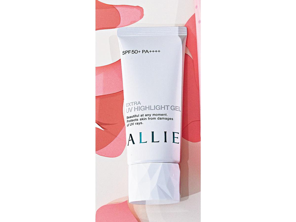 カネボウ化粧品 アリィー エクストラ UV ハイライトジェル