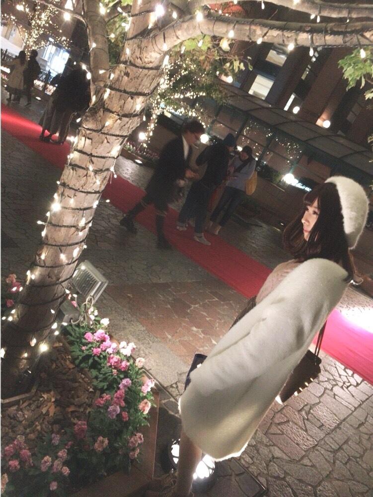 恵比寿ガーデンプレイスのイルミネーション♡_1_5
