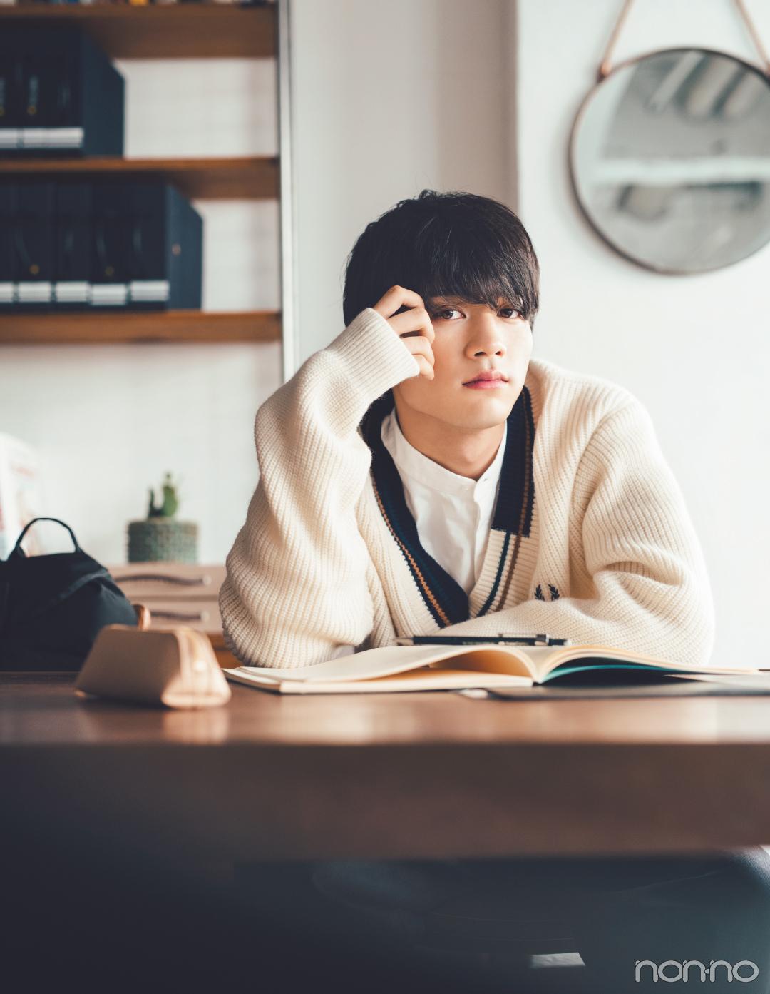 【ウェブ限定オフショ公開】板垣瑞生さんと図書館デート♡ _1_2