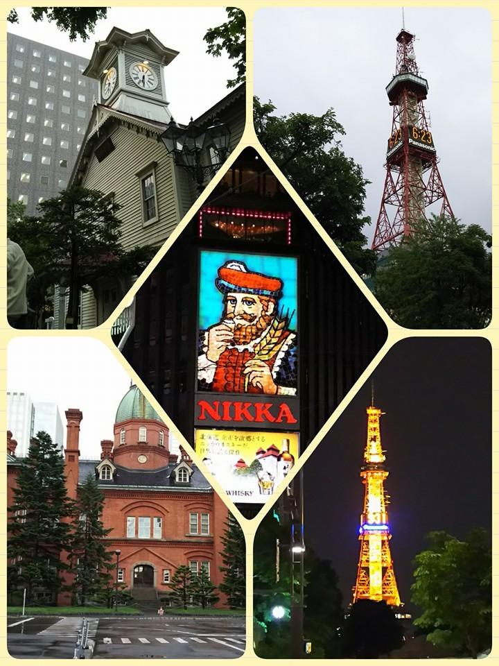 北海道札幌 観光地あれこれ