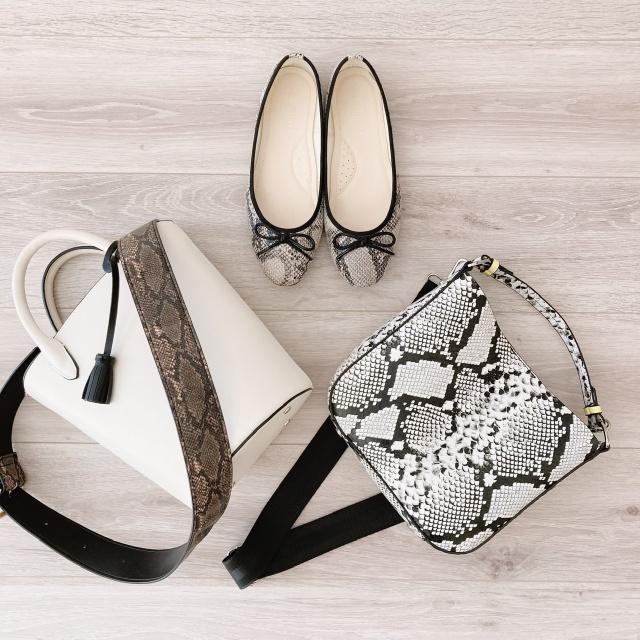 ShoesとBagも衣替え【momoko_fashion】_1_2