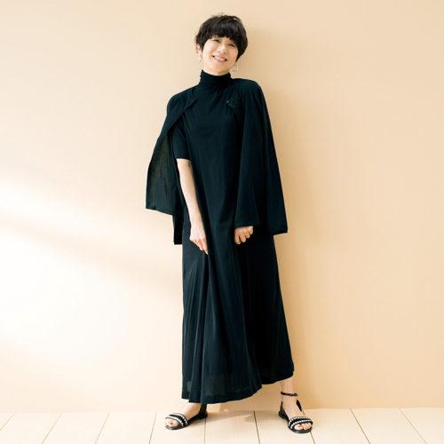 スタイリスト佐伯敦子さんプロデュース「エクラ世代を美しく見せる日常着」_1_1