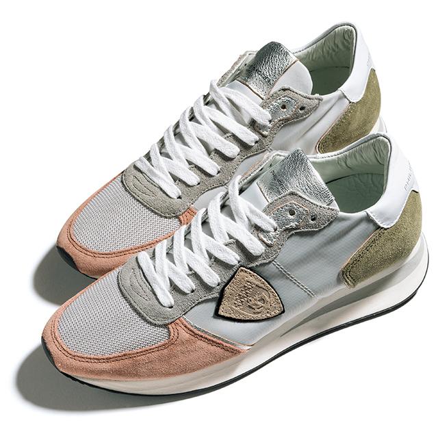 靴「TROPEZ X」¥53,900/トヨダトレーディング プレスルーム(フィリップモデル)