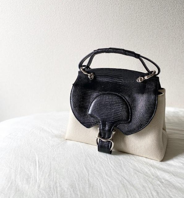 コンパクトなバッグ、買いました。_1_1