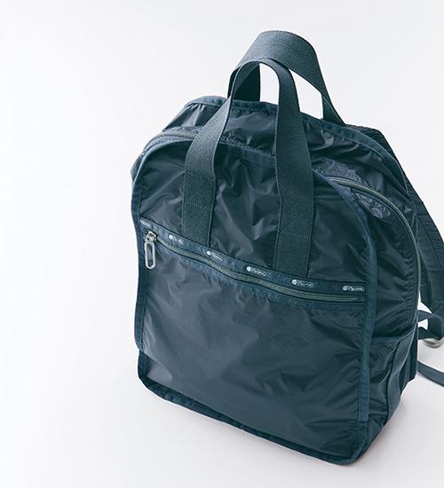 機能的でしゃれているから、いつでも一緒 大人の毎日に、 レスポートサックのきれいめバッグ_1_2-1