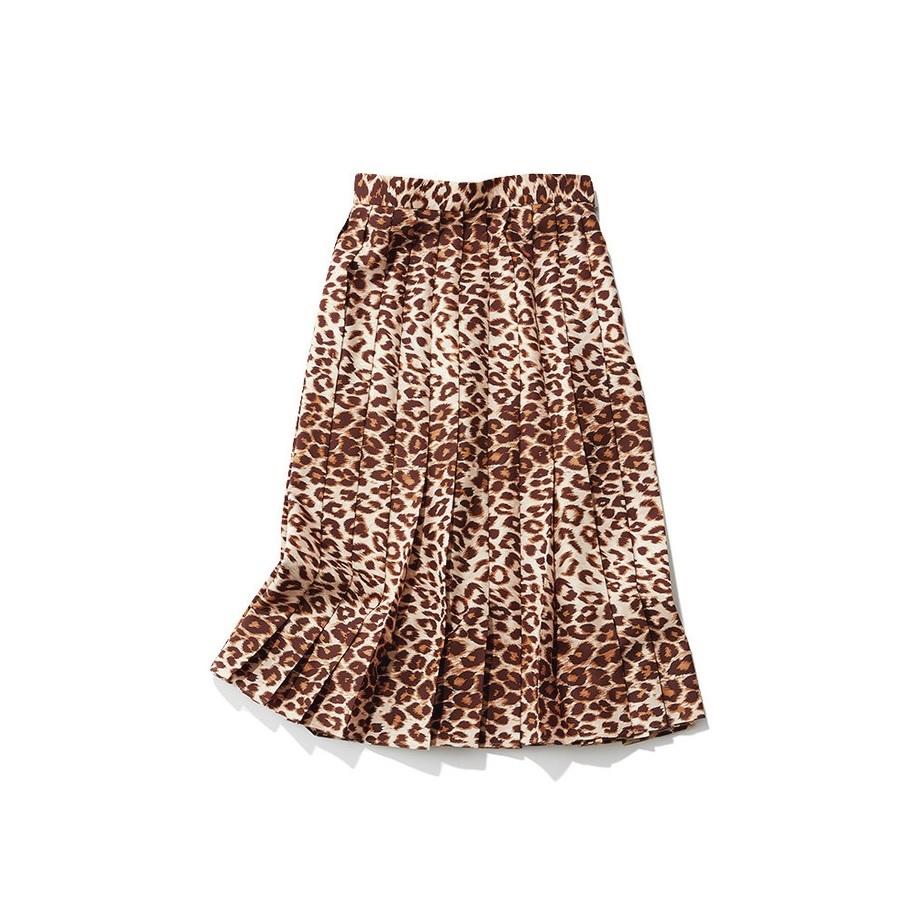 ファッション マルティニークのプリーツスカート