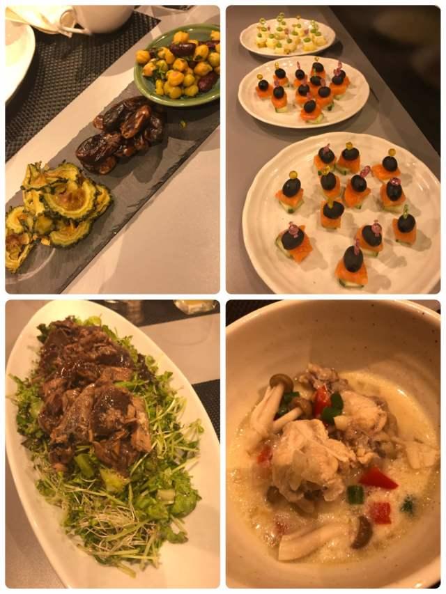 「モデルがみんな知りたがる美しくなる食べ方の全知識101」出版記念@Atsushi Kitchen♪_1_2