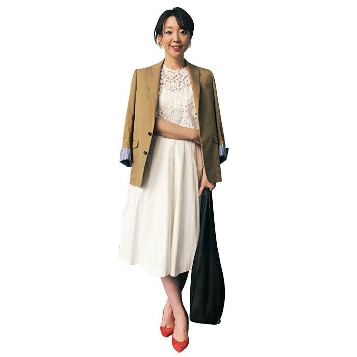仕事で年140回飛行機に!美女組keiさんの出張着回し術は必見【美女組ファッションSNAP】_1_3-3