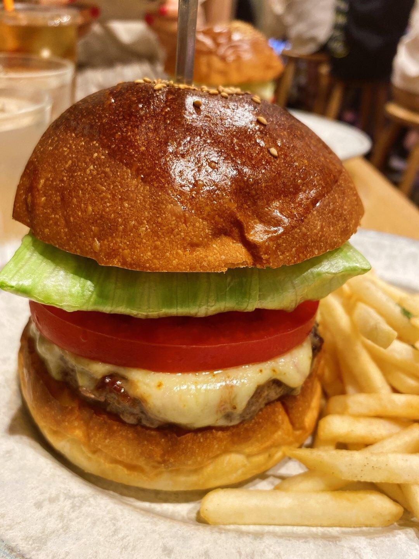 【池袋】隠れ家的なハンバーガー屋さん_1_2-1