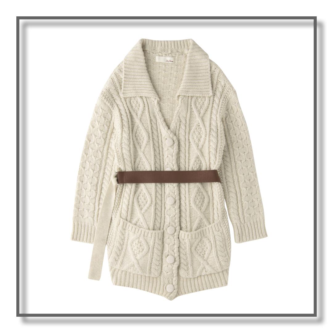 リリーブラウンのコートが欲しい人に、おすすめ3着★【2018秋冬コート】_1_3-1