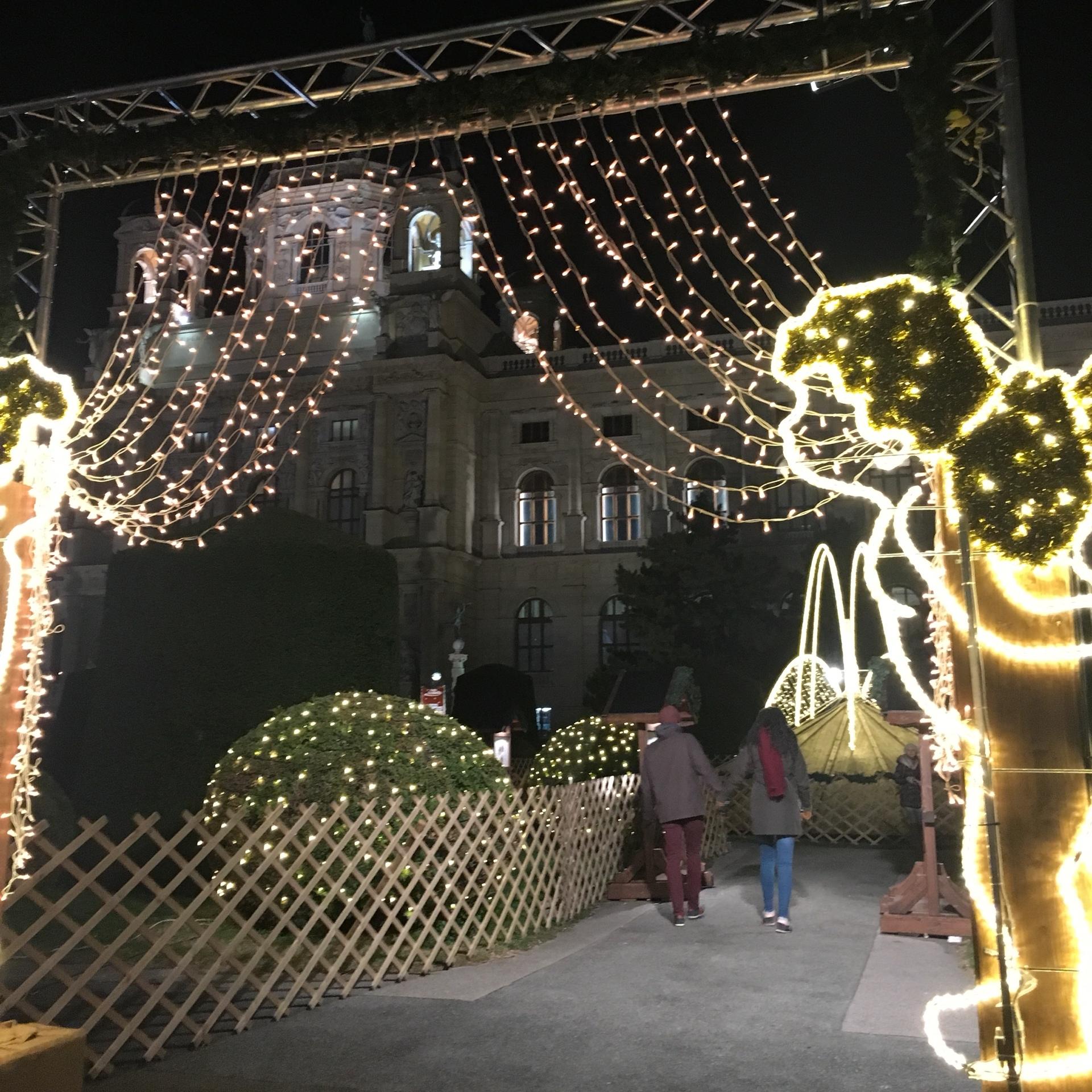 ご近所のクリスマスマーケット☆_1_2
