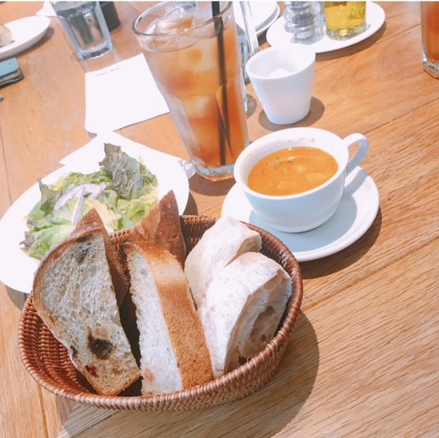 軽井沢の有名店沢村のレストランでヘルシーランチ♡_1_3