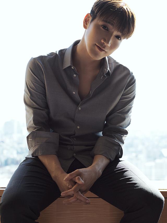 【次号予告】エクラ5月号にJun. K(From 2PM)の インタビュー「温かい言葉を持つ男ー。」掲載_1_1