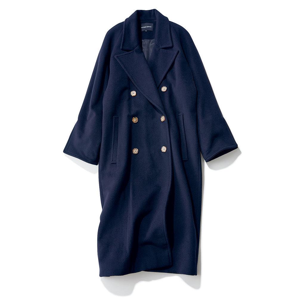 2018年冬の本命コートはマルゴー ロンバーグのコート