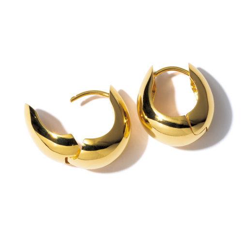 SOPHIE BUHAI フープピアス(ゴールド) ¥43,000+税